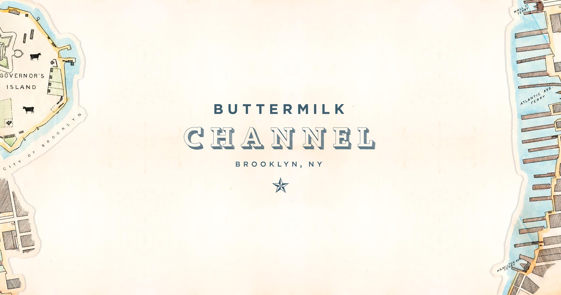 バターミルクチャネル|BUTTERMILK CHANNEL